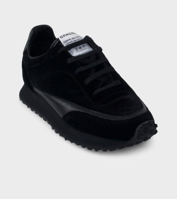 Comme des Garcons - RE-K101-001 Sneakers BLACK