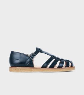 Angulus Open Sandals Black - dr. Adams