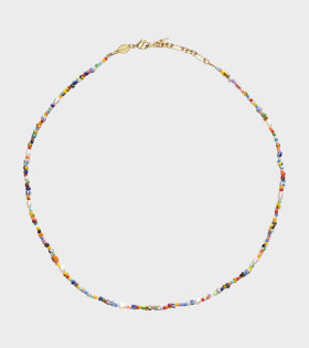 Anni Lu Petit Alaia Necklace Multicolor - dr. Adams