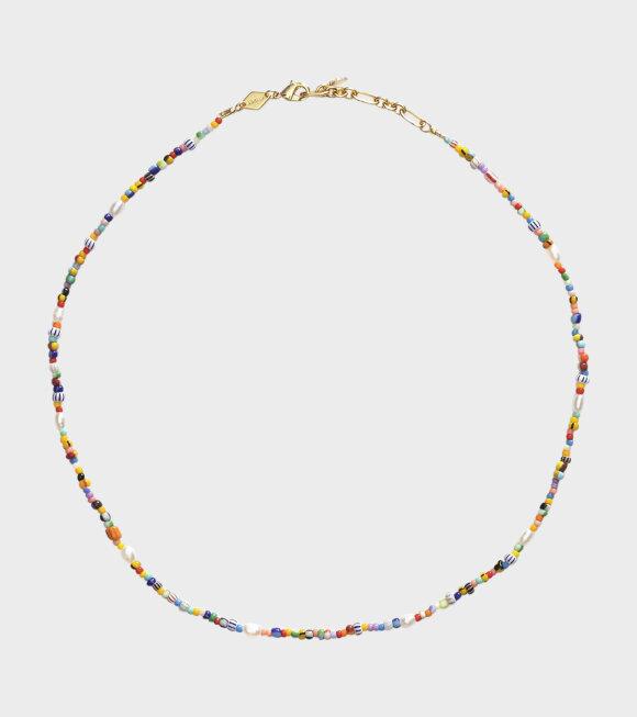 Anni Lu - Petit Alaia Necklace Multicolor
