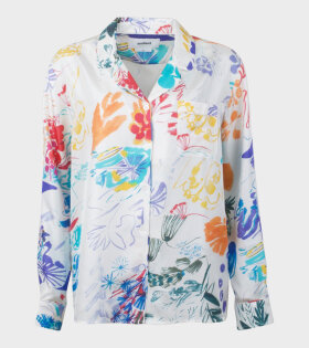 Soulland Lia Shirt White - dr. Adams