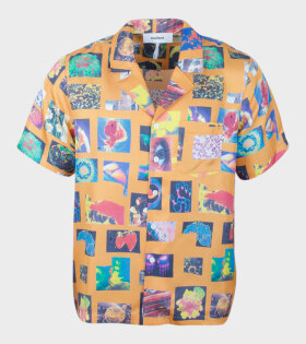 Soulland Orson Shirt Orange - dr. Adams