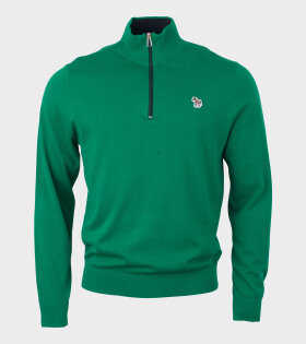 Paul Smith Zebra Logo Pullover Green - dr. Adams