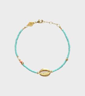 Anni Lu Wave Chaser Bracelet Blue - dr. Adams