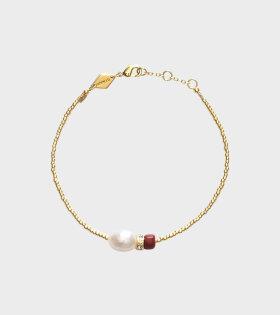 Anni Lu Sun Dance Bracelet Gold - dr. Adams
