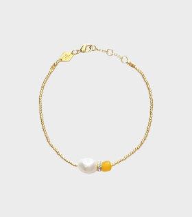 Anni Lu Sun Dance Bracelet Gold/Yellow - dr. Adams