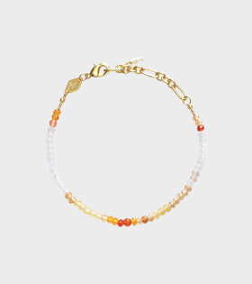 Anni Lu Queen Cobra Bracelet Gold - dr. Adams
