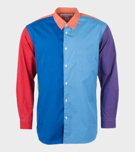 Comme des Garcons Shirt Shirt Multicolor - dr. Adams