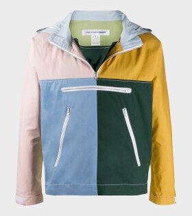 Comme des Garcons Shirt Jacket Multicolor - dr. Adams