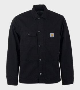 Carhartt WIP Michigan Coat Black - dr. Adams