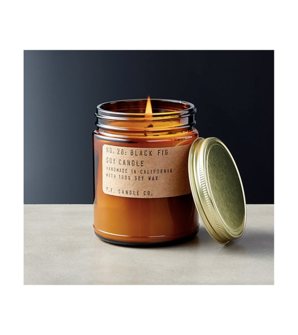 P.F. Candle Co. - No.28 Black Fig Candle