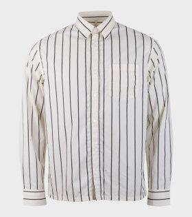 Sunflower Type Shirt Off-white - dr. Adams