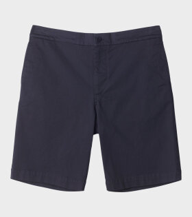 Filippa K M. Toby Twill Short Blue - dr. Adams