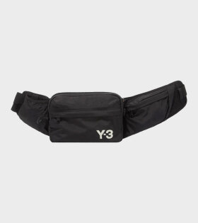 Y-3 Sling Bag Black - dr. Adams