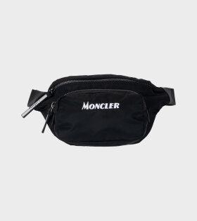 Moncler Burance Belt Bag Black - dr. Adams