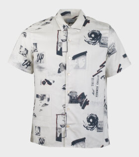 Poul Smith, Mens Shirt Casual - dr. Adams