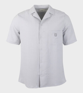 Tonsure Bowler Shirt Grey - dr. Adams