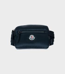 Moncler Arthus Belt Bag Black - dr. Adams