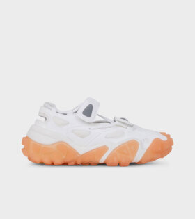 Acne Studios Bolzter Brys W Sneakers White/Koral - dr. Adams