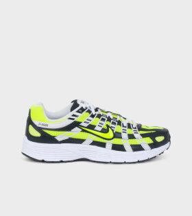 Nike P-6000 Sneakers Black/Yellow - dr. Adams