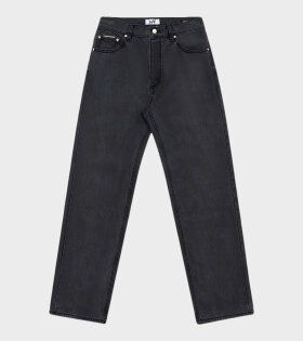 Eytys Benz Stone Wash Jeans Black - dr. Adams