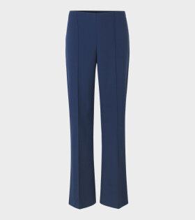 Pirla Trousers Navy Blue