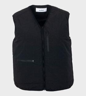 Soulland Bell Vest Black - dr. Adams