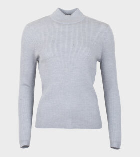 Won Hundred Aleena Knit Grey - dr. Adams