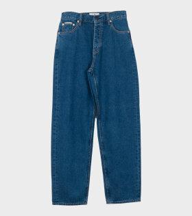 Eytys Benz Stone Indigo Jeans blue - dr. Adams