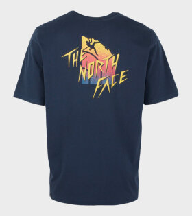 The North Face M Mos T-shirt Navy - dr. Adams