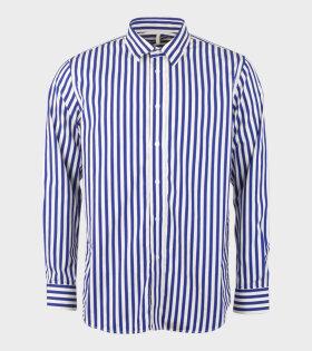 Sunflower Classic Shirt Blue/White - dr. Adams