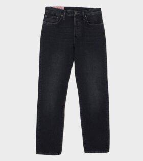 Acne Studios 1997 Vintage Jeans Black - dr. Adams
