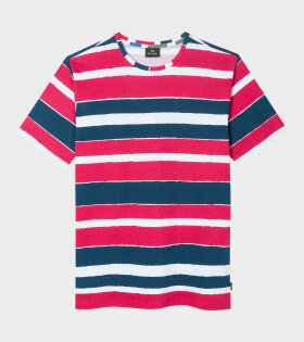 Paul Smith Men's Stribe T-shirt Red - dr. Adams