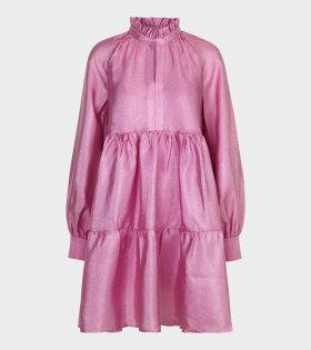 Stine Goya Jasmine Dress Pink - dr. Adams