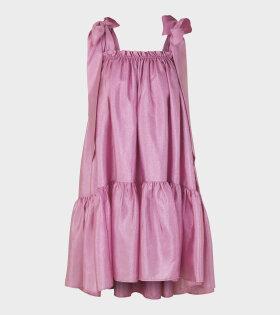 Stine Goya Serena Dress Pink - dr. Adams