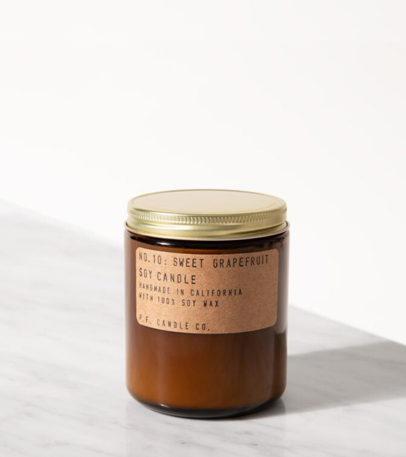 P.F. Candle Co. - No.10 Sweet Grapefruit Candle
