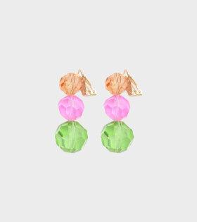 Stine Goya Paris Rainbow Earrings Multicolor - dr. Adams