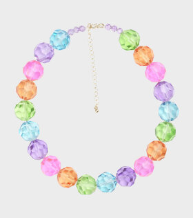 Stine Goya Pepper Rainbow Necklace Multicolor - dr. Adams