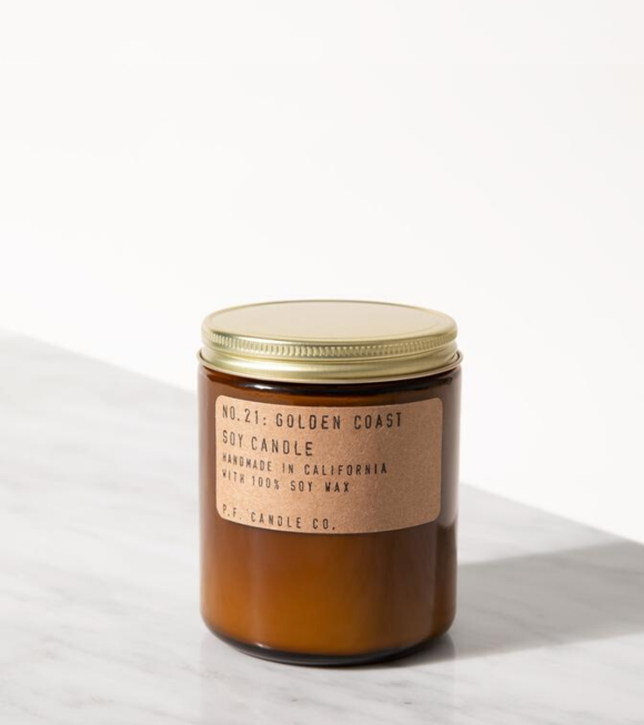 P.F. Candle Co. - No.21 Golden Coast Candle