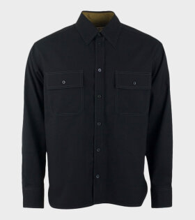 Marni Shirt Jacket Black - dr. Adams