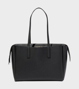 Marc Jacobs Tote With Zipper Black - dr. Adams