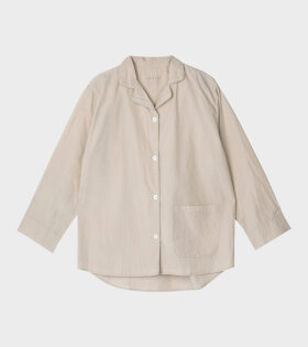 Aiayu Shirt Jacket Beige - dr. Adams