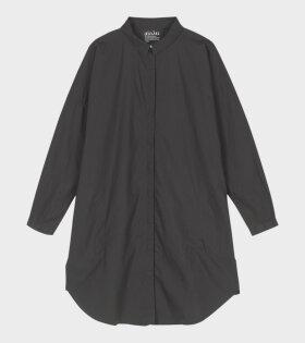 Aiayu Shirt Dress Brown - dr. Adams