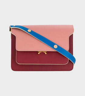 Marni Medium Trunk Bag Multicolor - dr. Adams