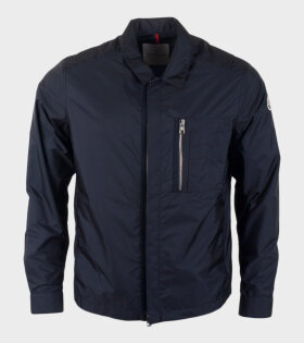 Moncler See Giubbotto Blue - dr. Adams