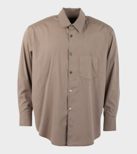 Our Legacy Coco 70'S Shirt Brown - dr. Adams