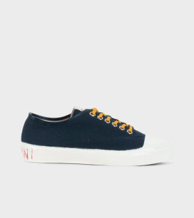 Marni Low Sneaker Rubber Blue - dr. Adams