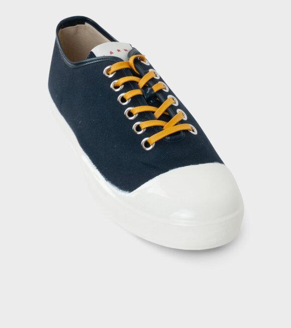 Marni - Low Sneaker Rubber Blue