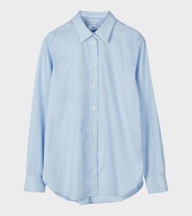 Filippa K Jane Shirt Blue - dr. Adams