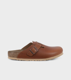 Birkenstock Boston Sandal Brown - dr. Adams